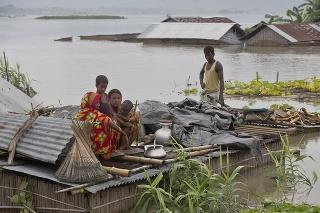 Záplavy a