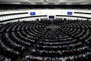 Európsky parlament vo francúzskom Štrasburgu.