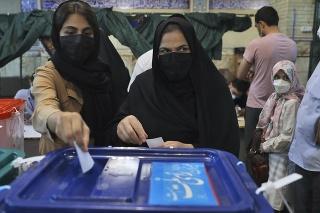V Iráne si volili nového prezidenta.