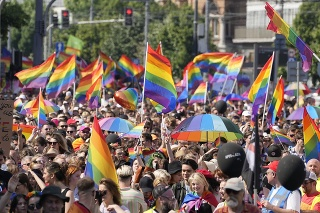 Poľsko: Vo Varšave sa konal pochod gay pride