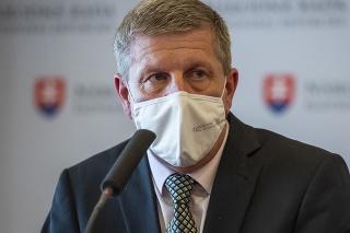 Minister zdravotníctva SR Vladimír Lengvarský (nominant OĽaNO)