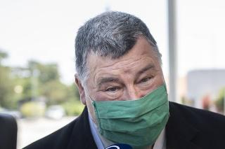Epidemiológ Vladimír Krčméry
