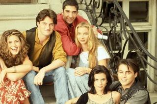Seriál sa začal nakrúcať v roku 1994.
