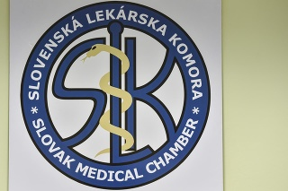 Logo Slovenskej lekárskej komory