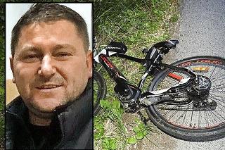 Cyklistu Petra
