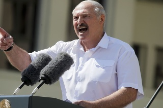 Lukašenko si