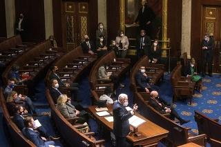 Americký Senát má za sebou rušné hodiny.