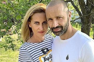 2020 - Opatovský tvorí s manželkou harmonický pár.