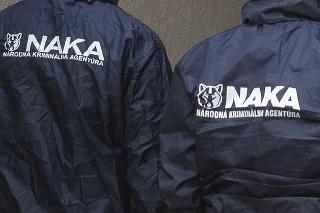 NAKA zasahuje: