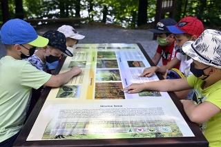 Zážitkové učenie v prírode ocenia nielen školáci, ale aj učitelia.