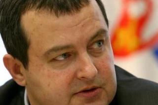 Srbský minister vnútra Ivica Dačič
