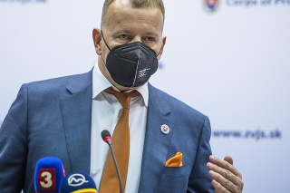Predseda NR SR Boris Kollár