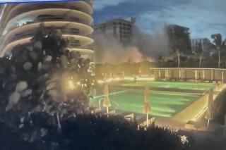 V Miami sa zrútila 12-poschodová budova