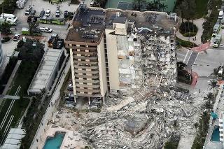 Vedec varoval už pred rokom, že zrútená bytovka v Miami je nestabilná.