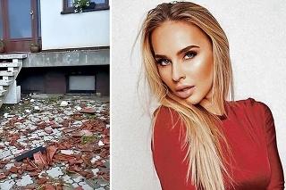 Rodina hviezdy reality show Lucie Mokráňovej sa skrývala v pivnici.