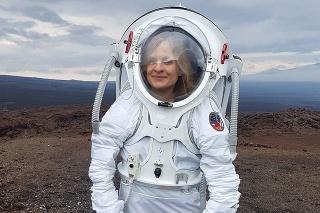 Slovenská astrobiologička