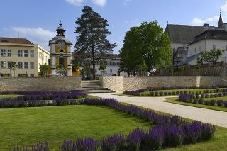 Obnovená Biskupská záhrada v Spišskej Kapitule