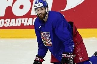 Michal Kempný v drese národného tímu Česka.