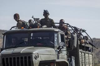 Povstalci ovládli regionálnu metropolu Mekele.