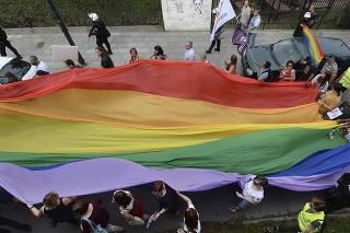 V poľskom meste Plock sa konal prvý pochod sexuálnych menšín.