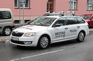Takéto auto bude kontrolovať parkovanie v jednotlivých zónach.