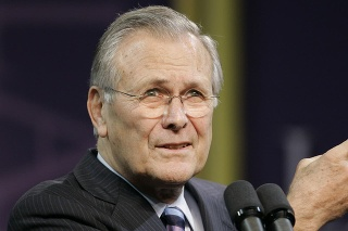 Zomrel Donald Rumsfeld, minister obrany z Bushovej administratívy.