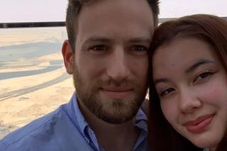 Len pár týždňov pred vraždou boli v Dubaji.