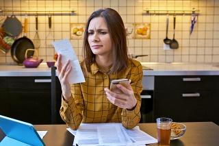 Správajte sa zodpovedne: Premyslite si, či úver naozaj potrebujete.