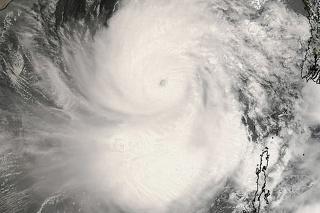 Mjanmarsko zasiahol silný cyklón.