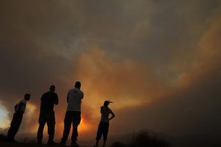 Lesné požiare sú už pod plnou kontrolou.