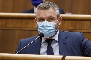 Podpredseda NR SR Peter Pellegrini