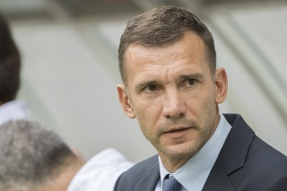 Ševčenko venoval nemocnici 50 lístkov na duel proti ČR.