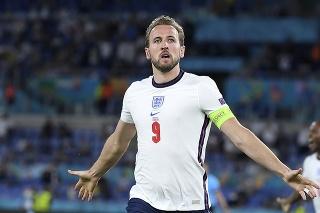 Anglický kapitán Harry Kane