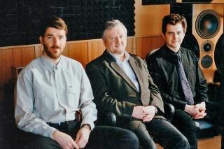 2000 - Zakladatelia (zľava) Zdeněk Březovják, Jozef Čurlík, Ján Koščo