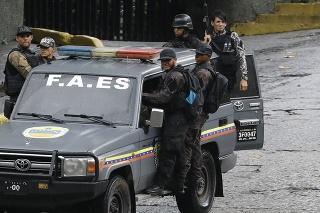 Venezuela je jedným z najnásilnejších štátov na svete.