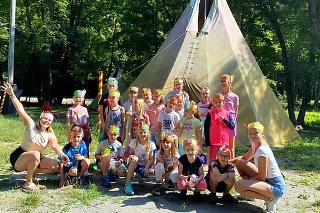 Denný tábor Údolie Manitou