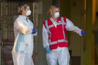 V Holandsku pribudlo v utorok 175 úmrtí na ochorenie COVID-19.