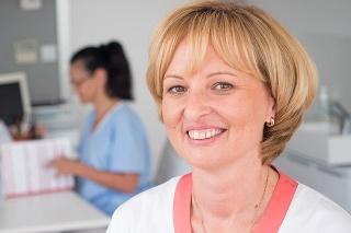 MUDr. Elena Prokopová – hlavná odborníčka MZ SR pre všeobecnú starostlivosť o deti a dorast.
