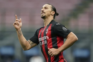 O výhre AC rozhodol nestarnúci Ibrahimovič.