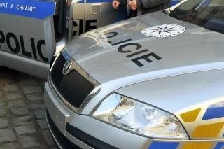 Nové autá českej polície.