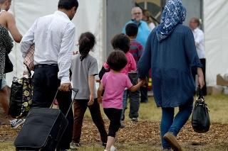 Grécke úrady hlásia prvé úmrtie v tábore pre migrantov (ilustračné foto).