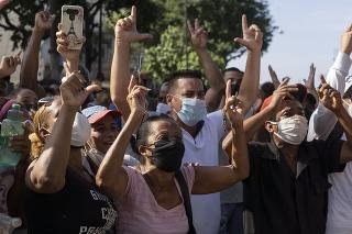 Protivládne protesty si vyžiadali jednu obeť.