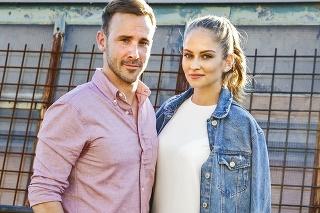 Marek tvorí s mladou modelkou pár už rok a pol.
