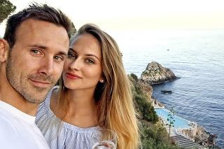 Marek Fašiang a Tereza Bizíková v Taliansku