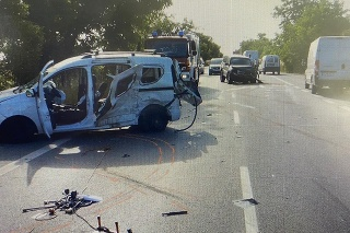Škoda pri nehode bola vyčíslená na vozidle Mitsubishi na približne 15-tisíc eur a v prípade vozidla značky Dacia išlo o totálne poškodenie vozidla.