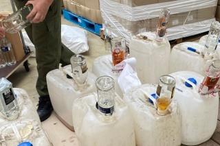 Najčastejšie pašovaným tovarom sú stále cigarety, alkohol, ale aj pesticídy.