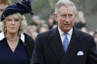 Princ Charles a jeho manželka Camilla