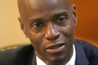 Haitského prezidenta zavraždili v jeho rezidencii.