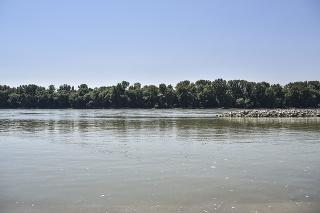 Dunaj začne prudko stúpať.