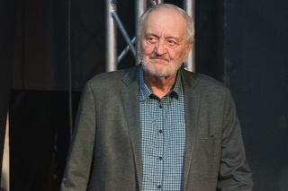 Milan Lasica na Art Film Feste v roku 2018.